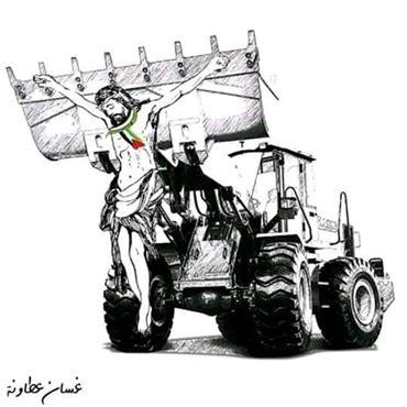 A palesztinok még meghalni sem tudnak békében