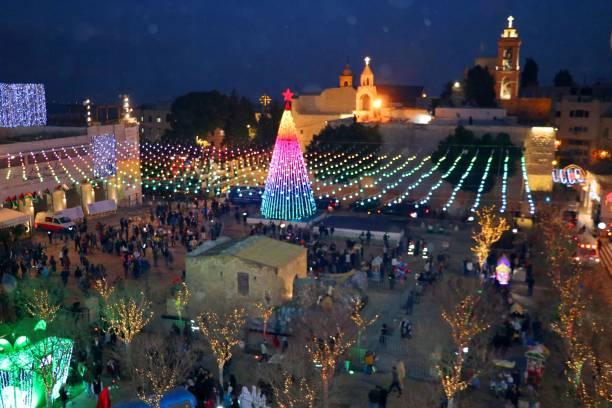 Betlehem karácsonykor